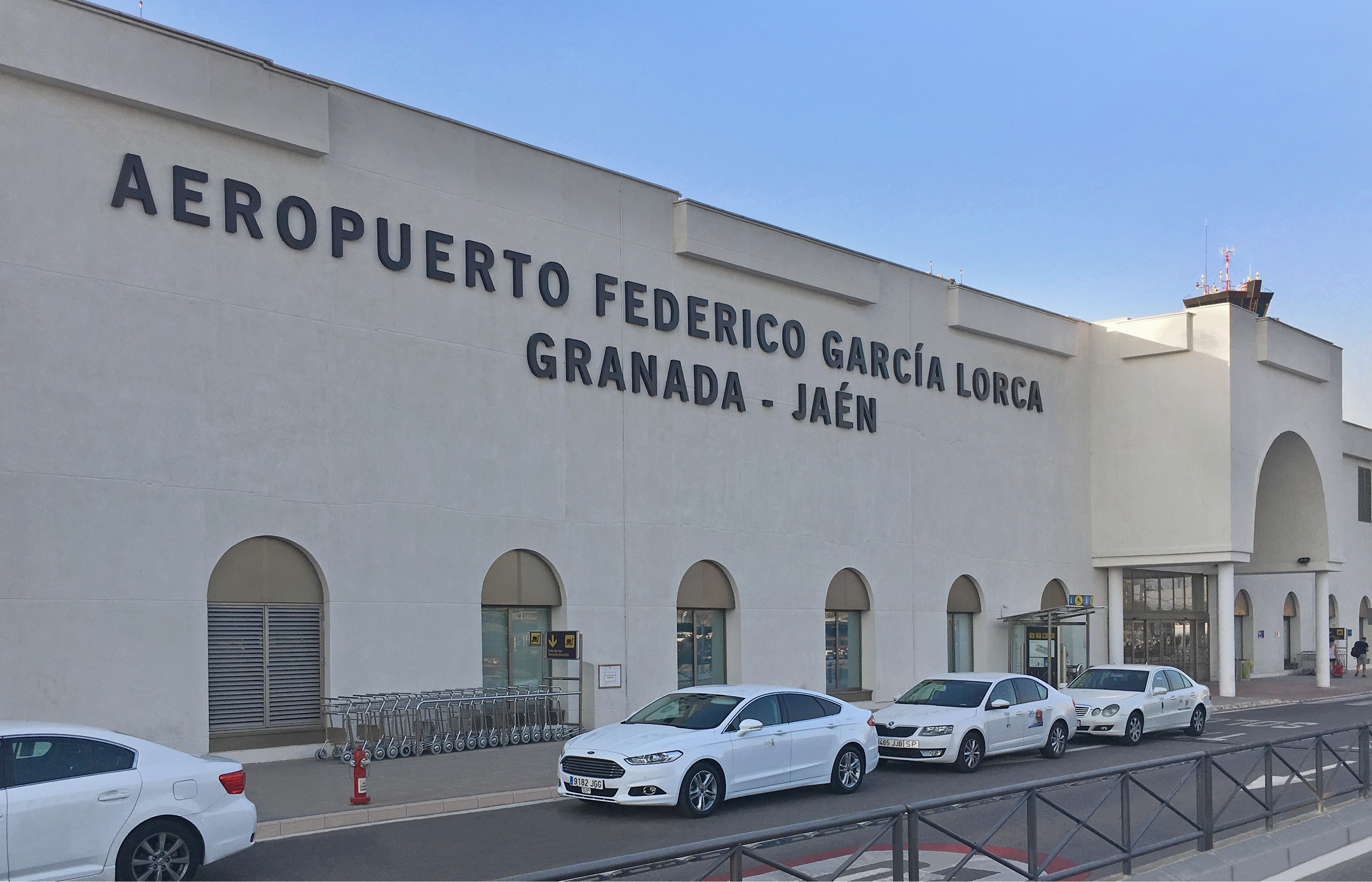 Aeropuerto Federico García Lorca Granada-Jaén - Wikipedia, la ...