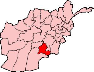 2011 Zabul province bombing