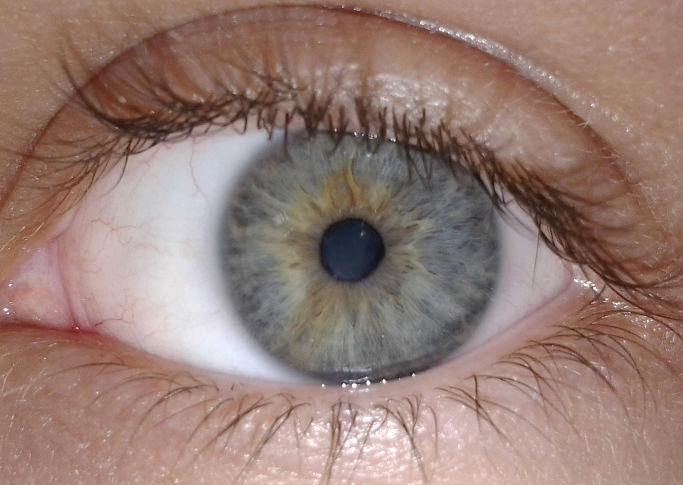 Unique Natural Eye Colors