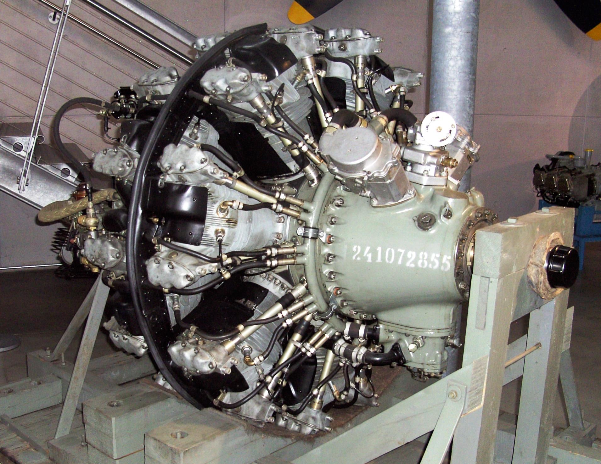 Shvetsov Aircraft Engines