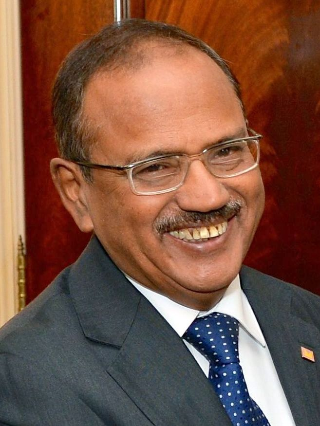 Ajit Doval -... Security Officer