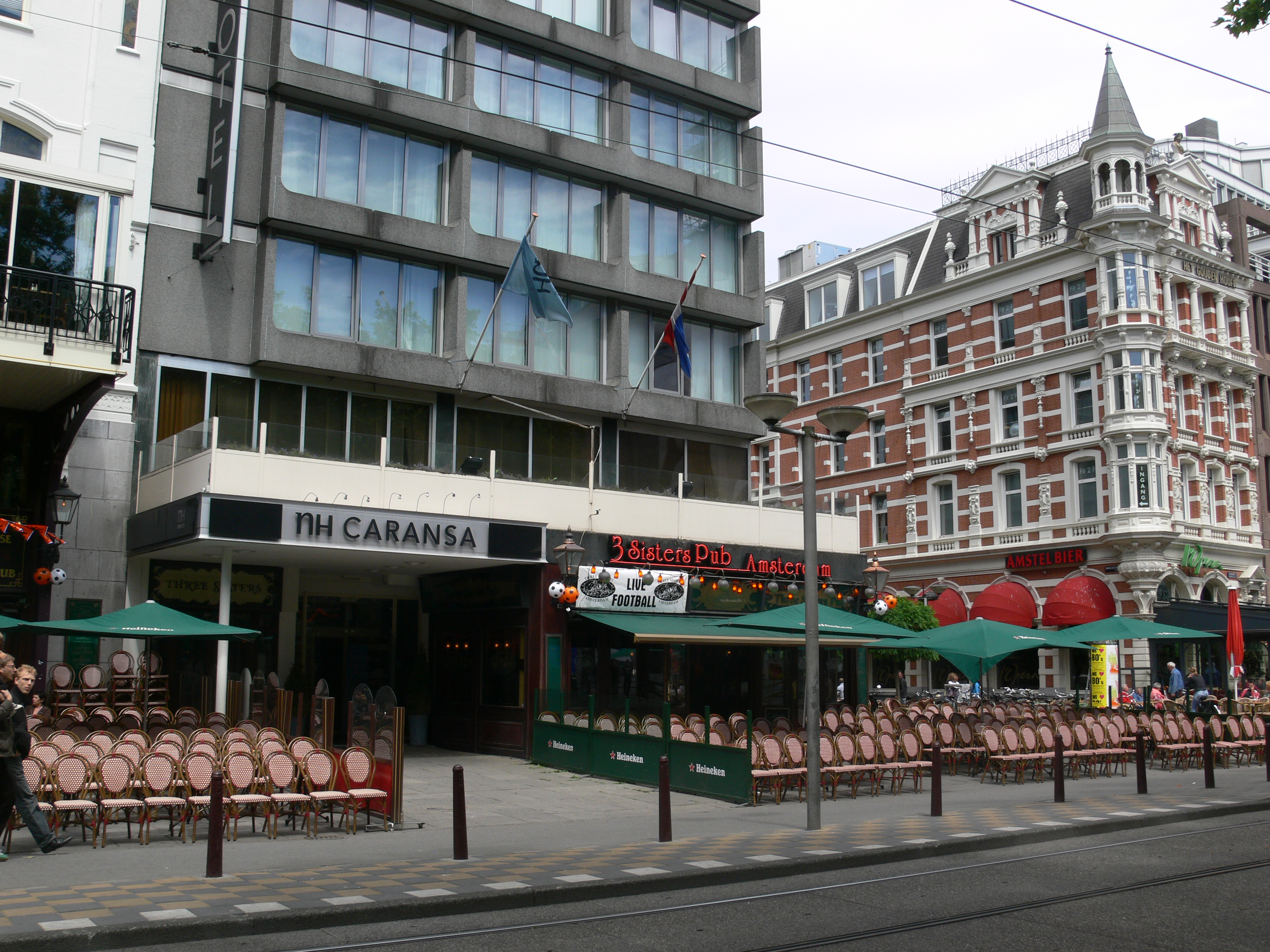 Nh Caransa Hotel Amsterdam