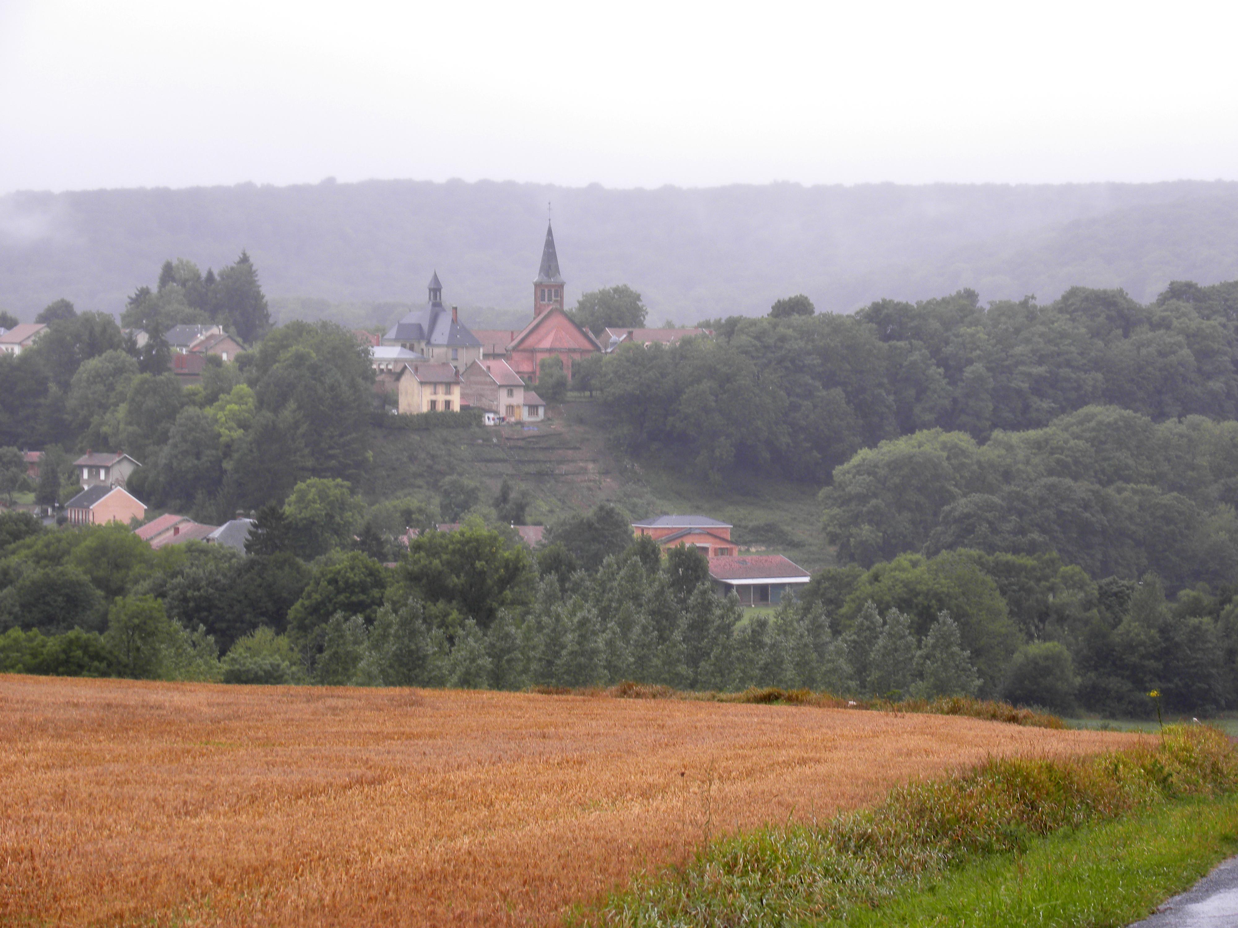 Apremont, Ardennes