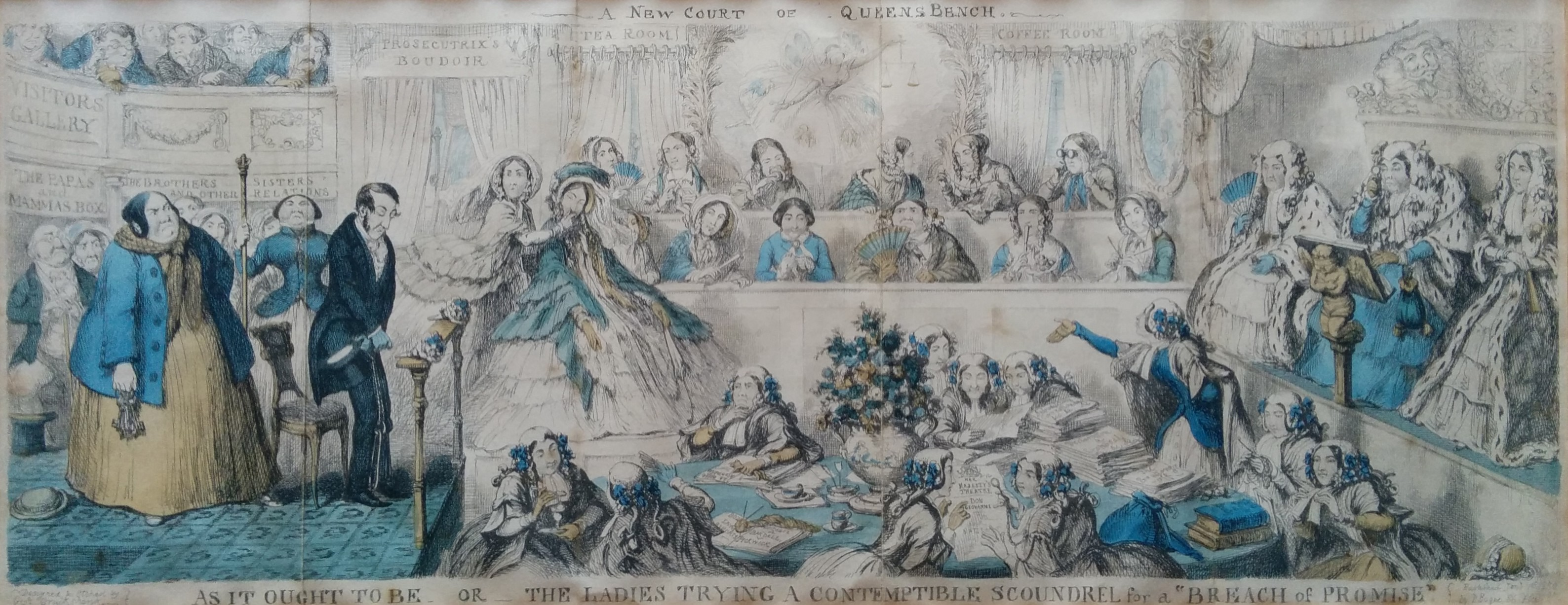 womens role in 19th century