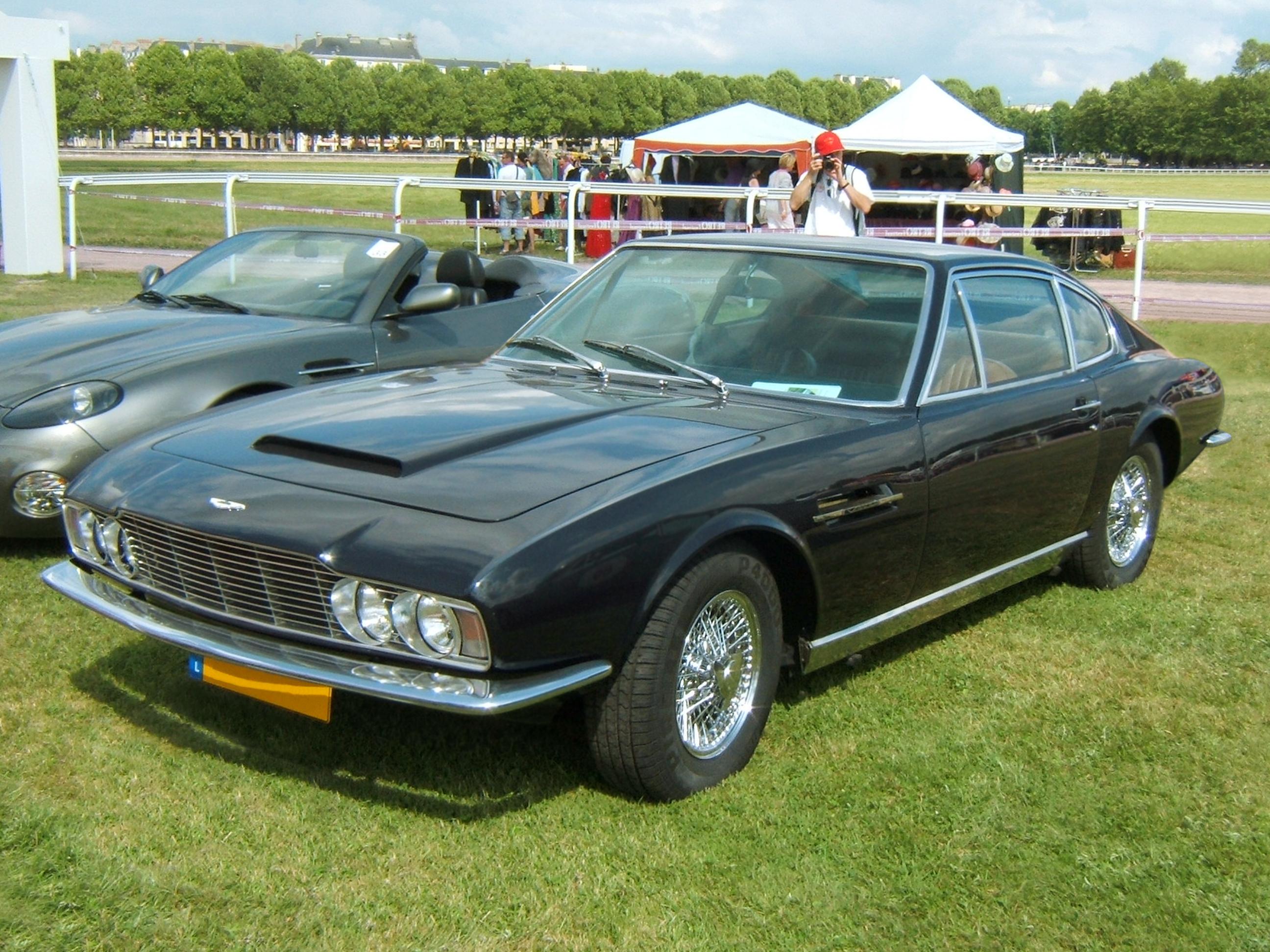 IMCDb.org: 1968 Aston Martin DBS Vantage [5234/R] in