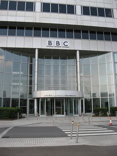 Resultado de imagen para la BBC building