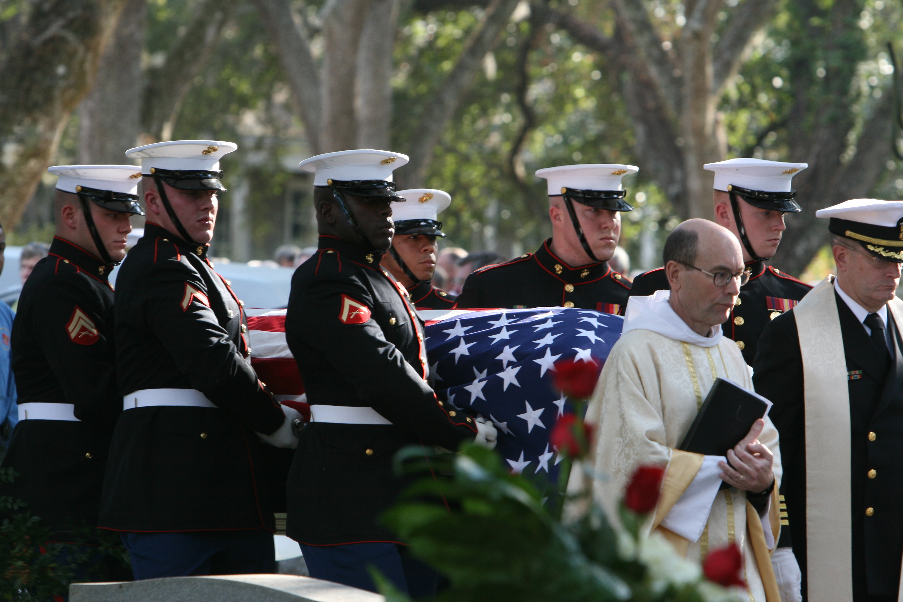 funerals esscorts