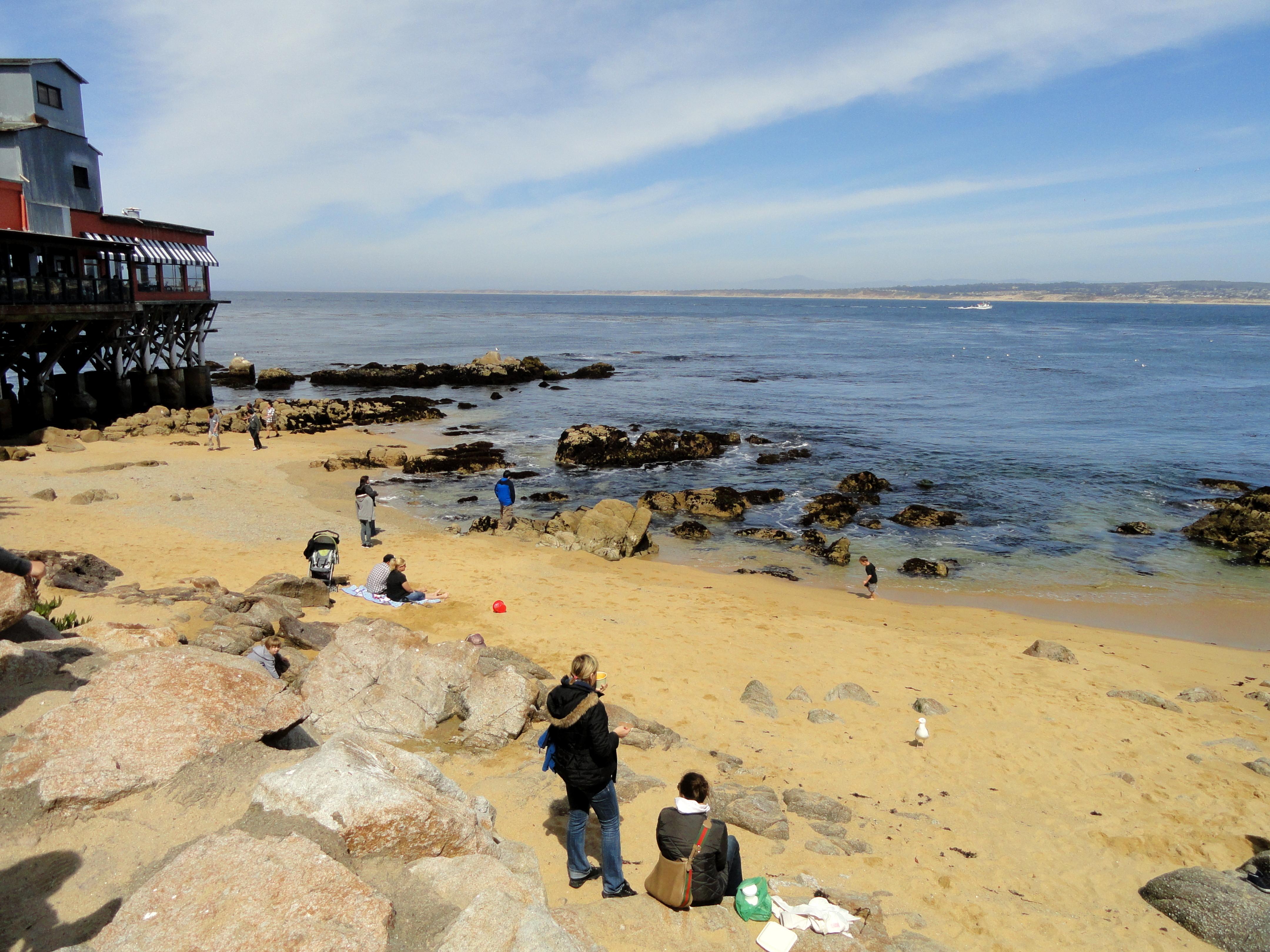 Are All California Beaches Public