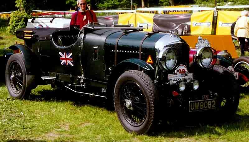 File Bentley 4 5 Litre Le Mans Tourer 1929 Jpg Wikimedia Commons