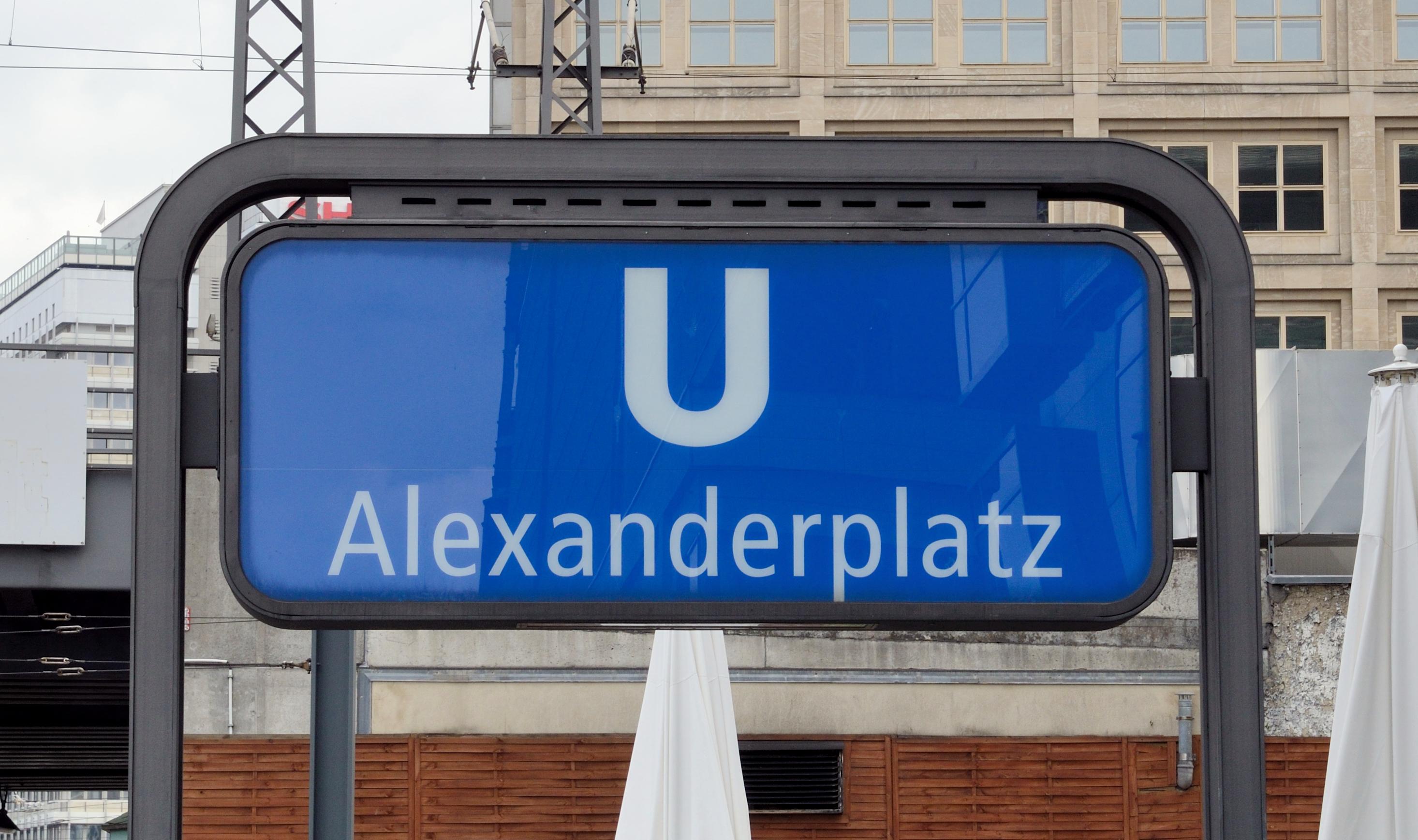 u bahnhof alexanderplatz rome - photo#36