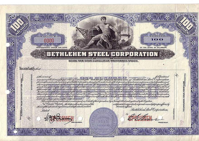 http://upload.wikimedia.org/wikipedia/commons/0/0c/Bethlehem_Steel_Corporation_1936_Specimen_Stock_Certificate.jpg