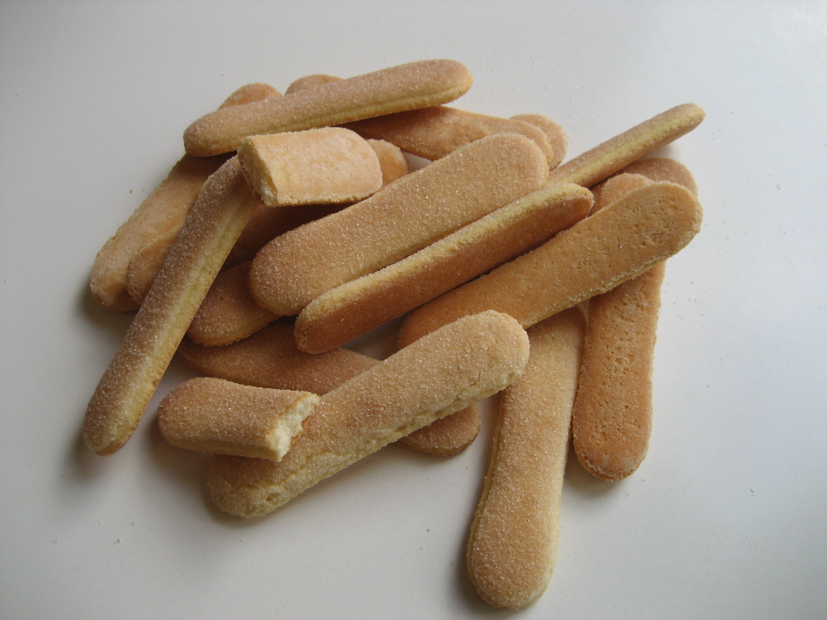 Ladyfinger Biscuit Wikipedia