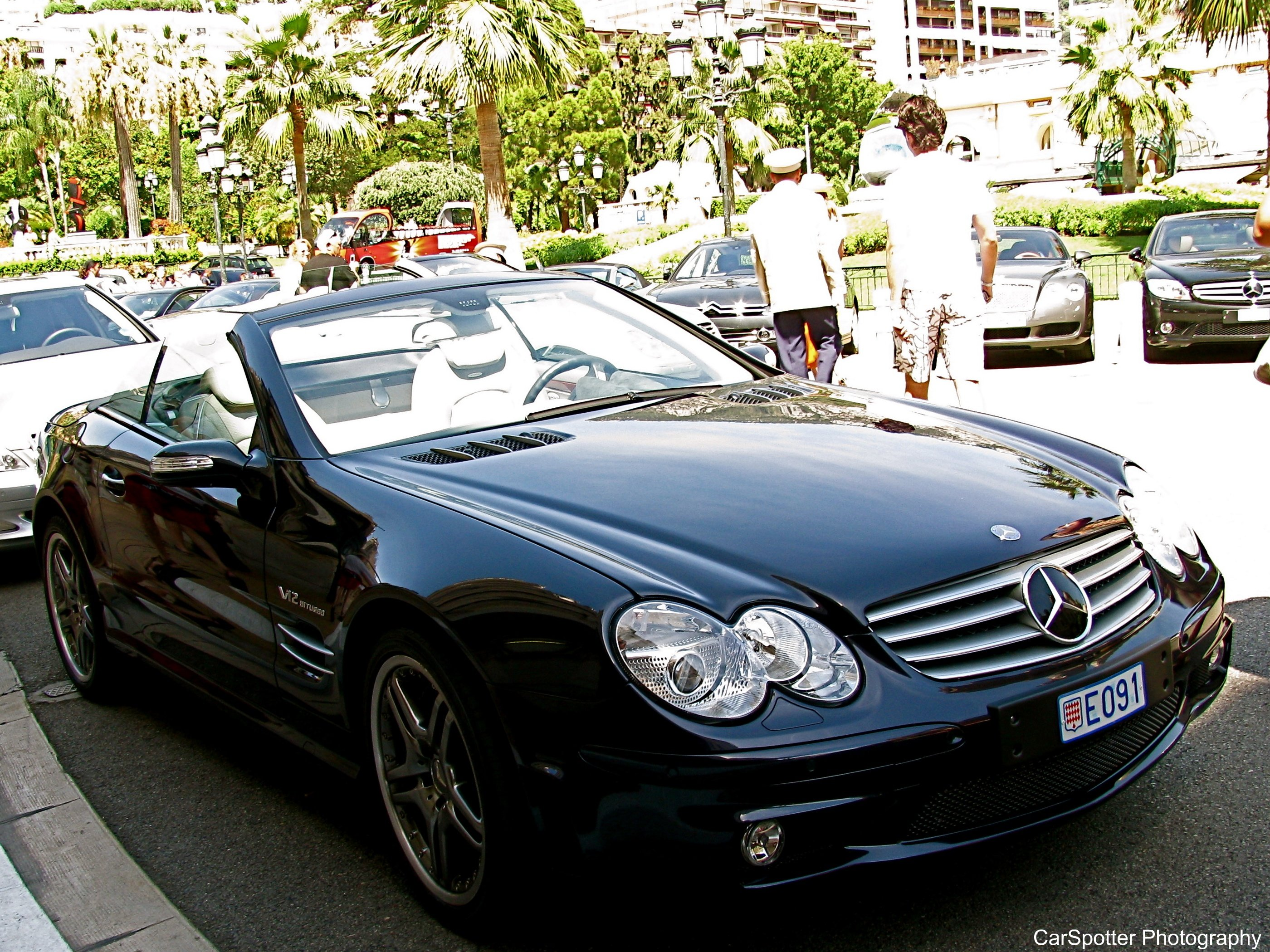 Image gallery 2008 sl65 amg for 2008 mercedes benz sl65 amg