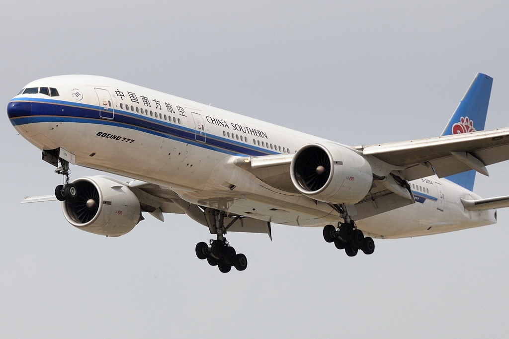 Download this File Boeing China Southern Airlines picture