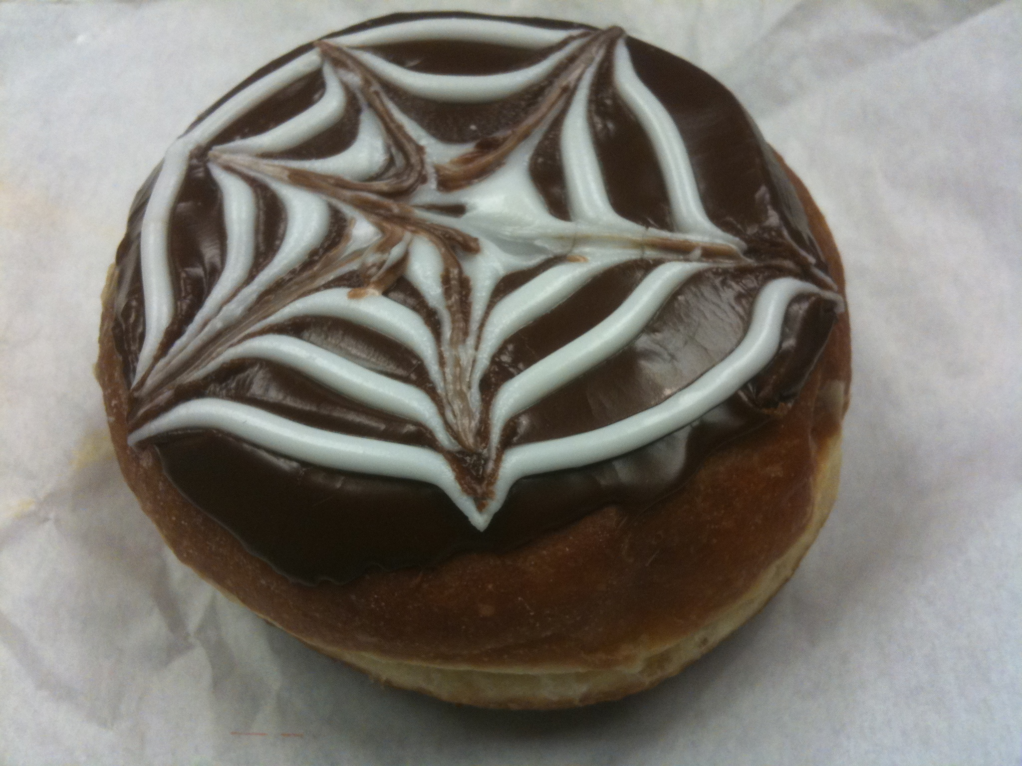 scream   boston cream