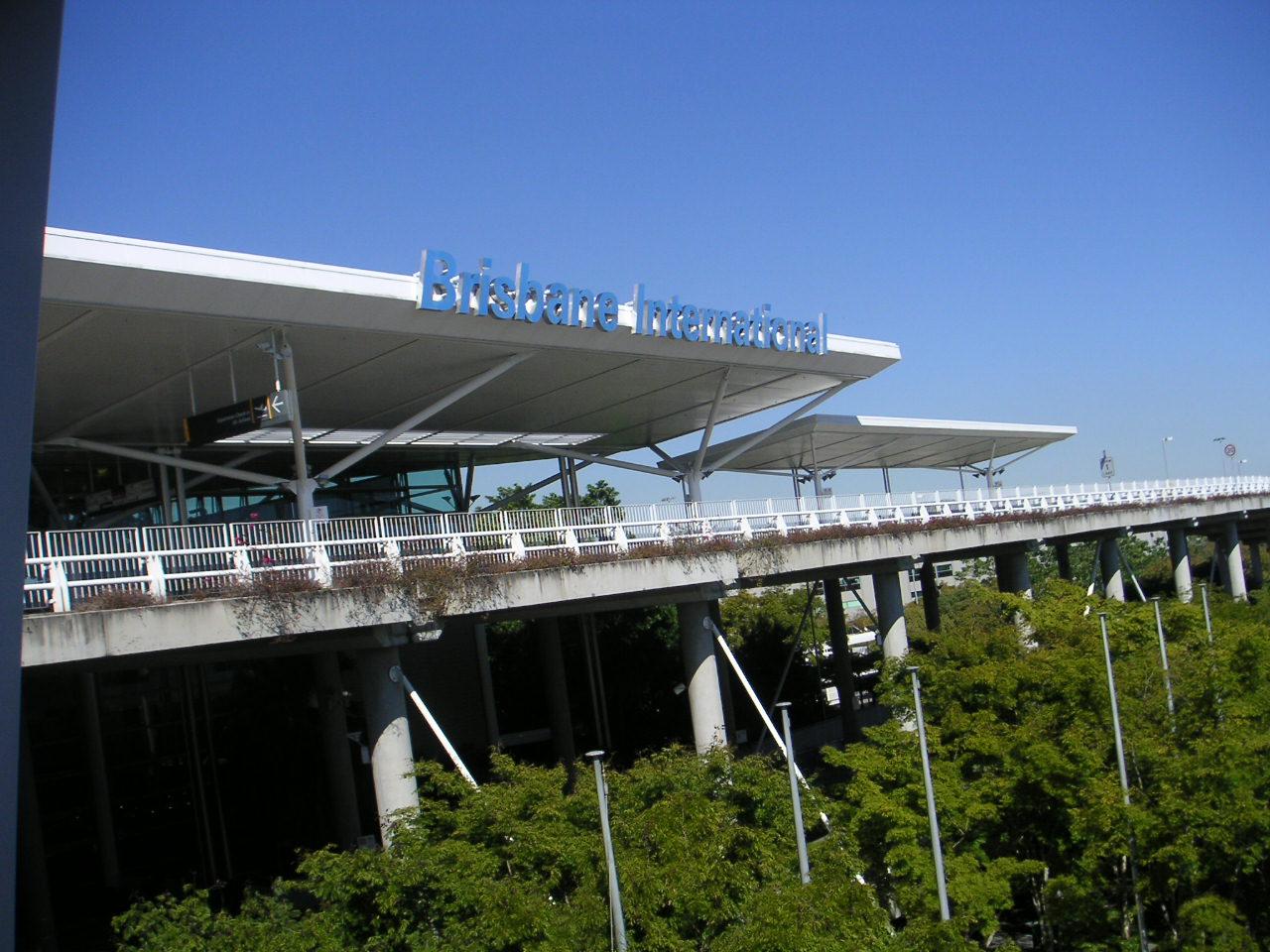 Depiction of Aeropuerto de Brisbane