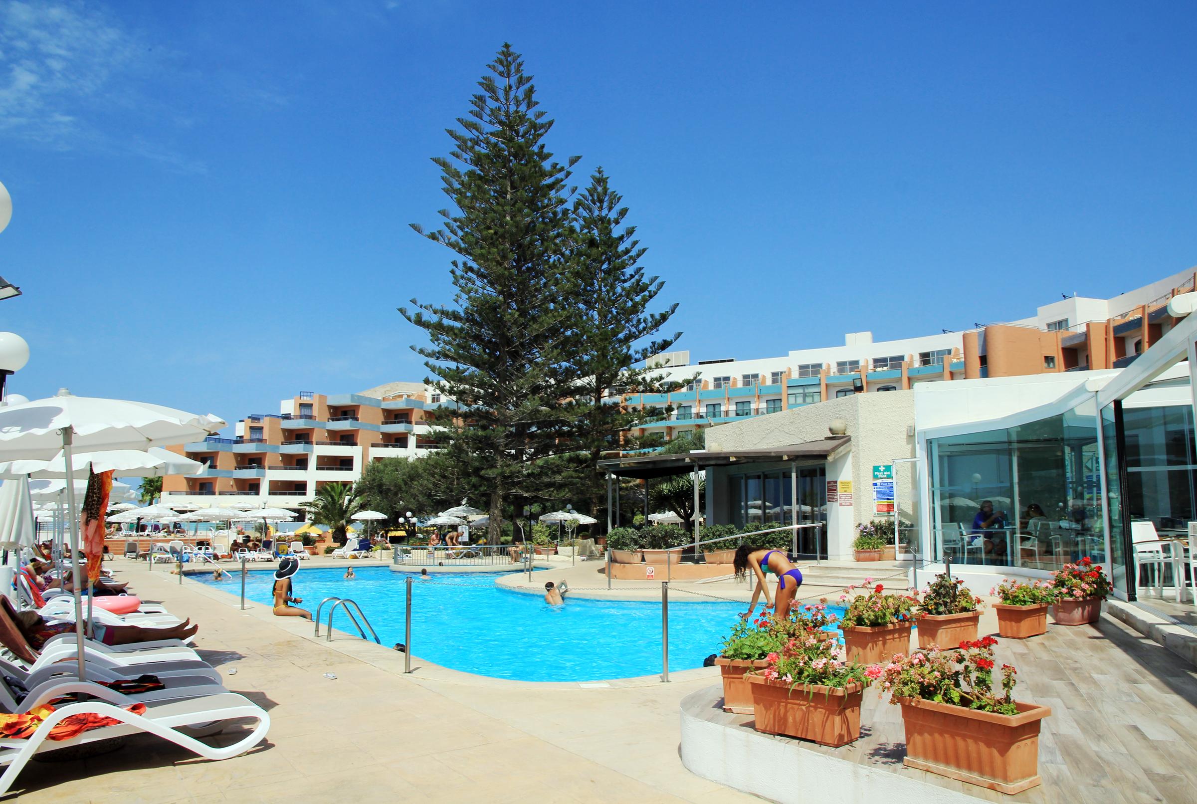 Dolmen Resort Hotel Dolmen Qawra Spb  Malte