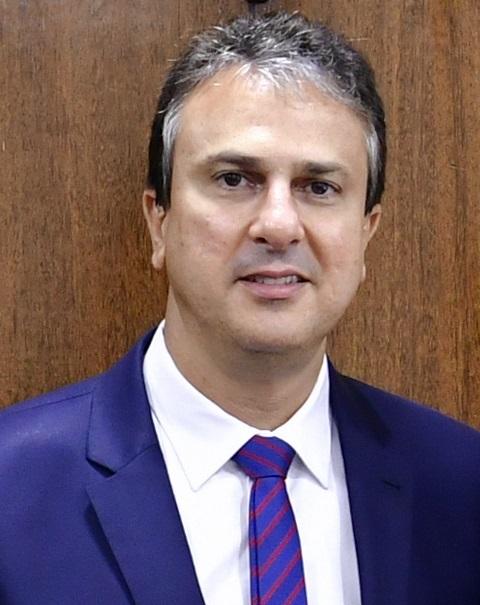Camilo Santana – Wikipédia, a enciclopédia livre