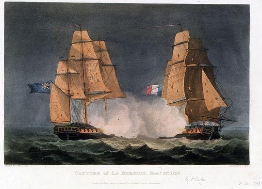 French frigate Néréide (1779) - Wikipedia