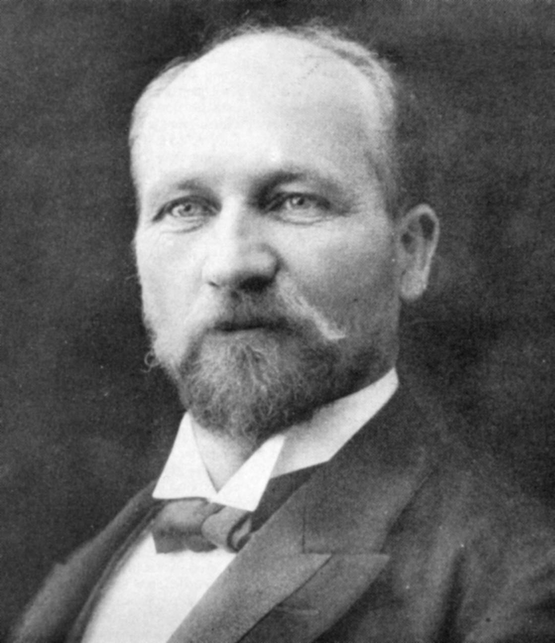 Depiction of Carl Anton Larsen