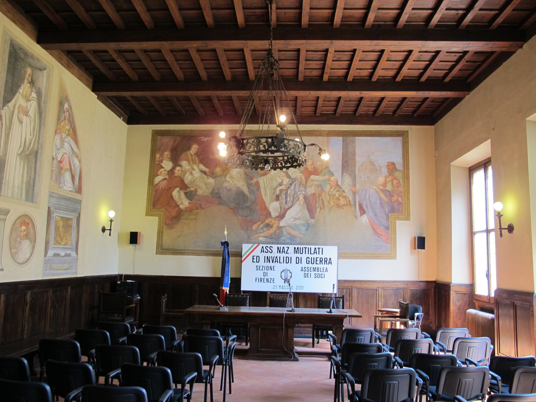 File casa del mutilato fi sala riunioni 01 jpg for Sala riunioni