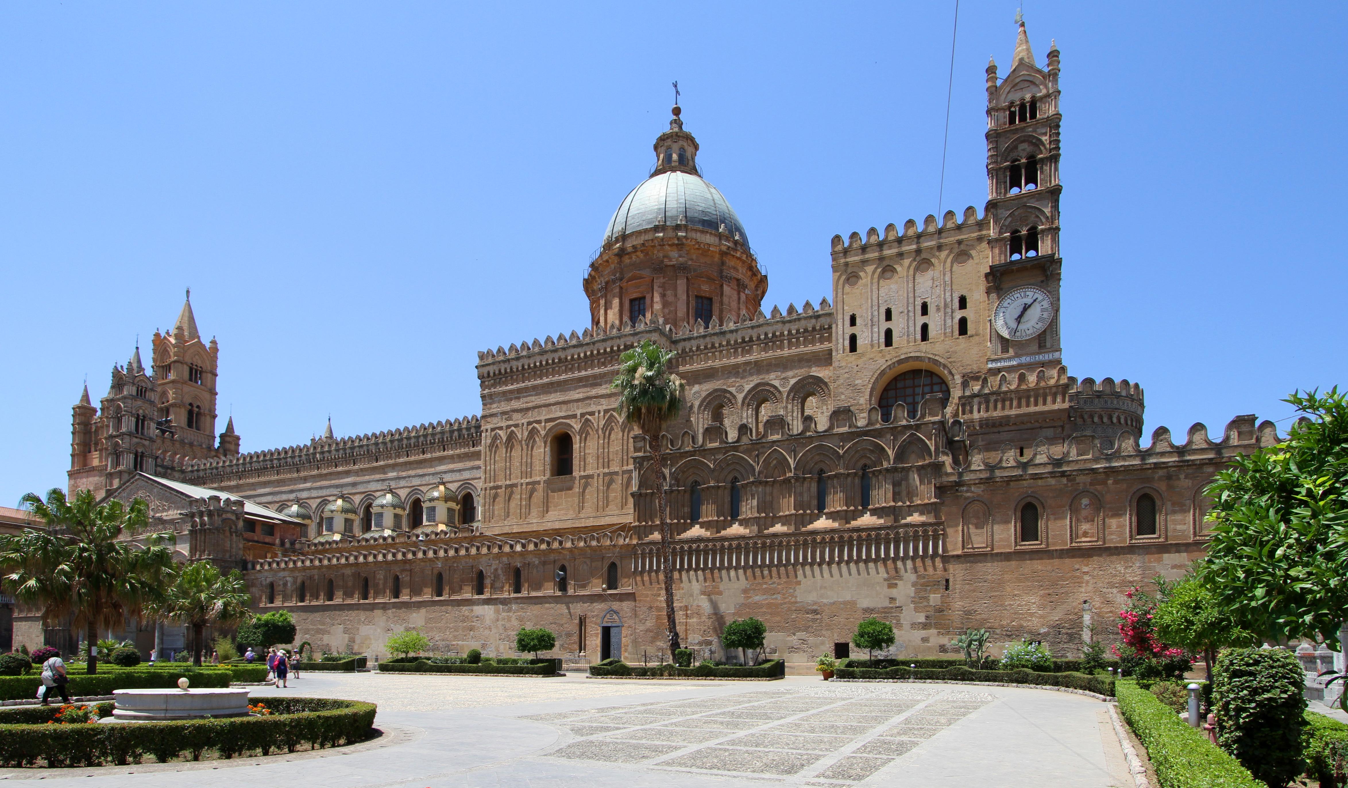 Parcheggi Cattedrale Palermo