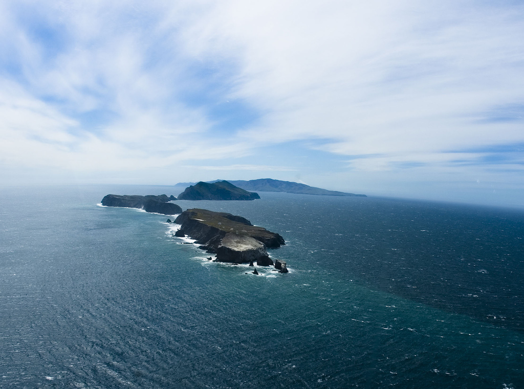 Channel Islands National Park in California - Aerial view.jpg