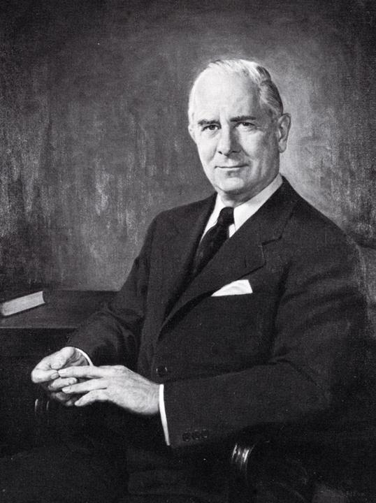 Charles W . Sawyer