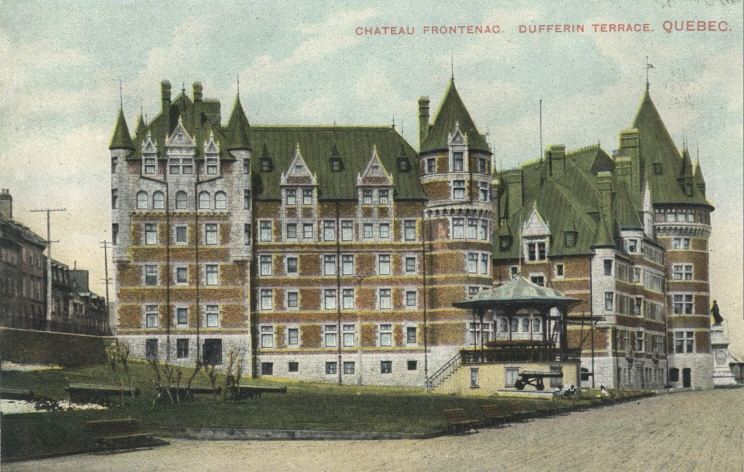 File:Chateau Frontenac and Dufferin Terrace postcard.jpg
