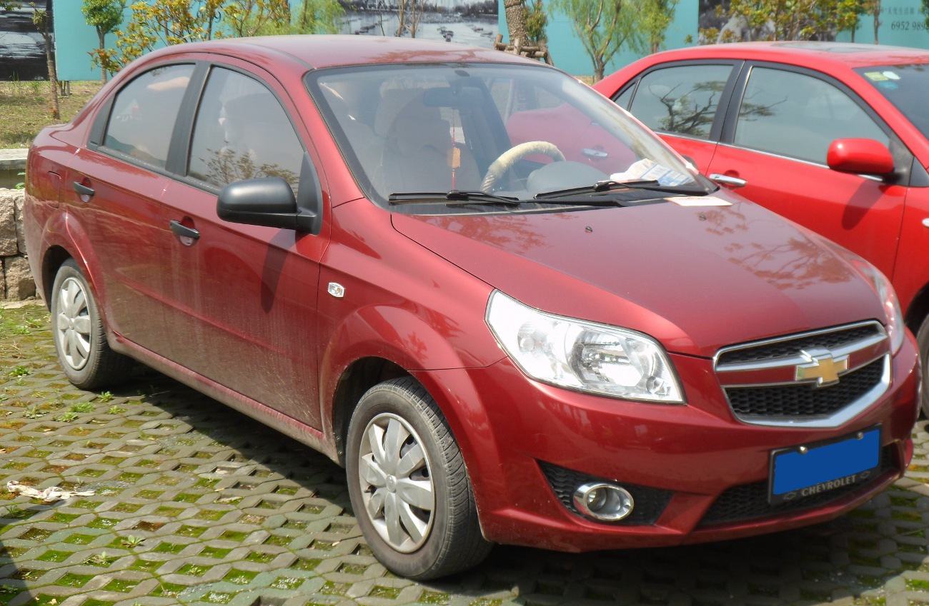 Chevrolet Lova — Wikipédia