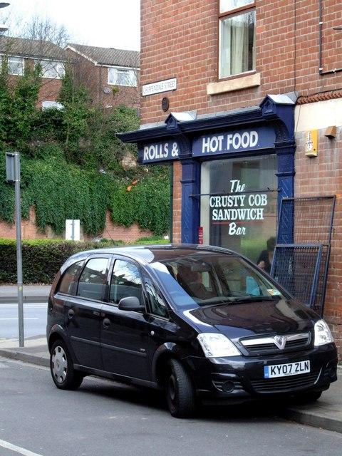 Car Parking Charges Sheffield City Centre