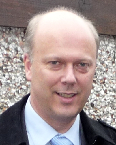 Chris Grayling's now infamous comments supporting the exclusion of gay ...