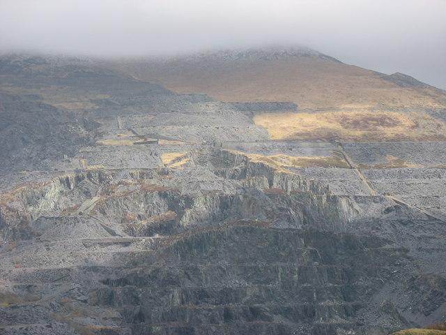Chwarel Dinorwig Quarry - geograph.org.uk - 221209