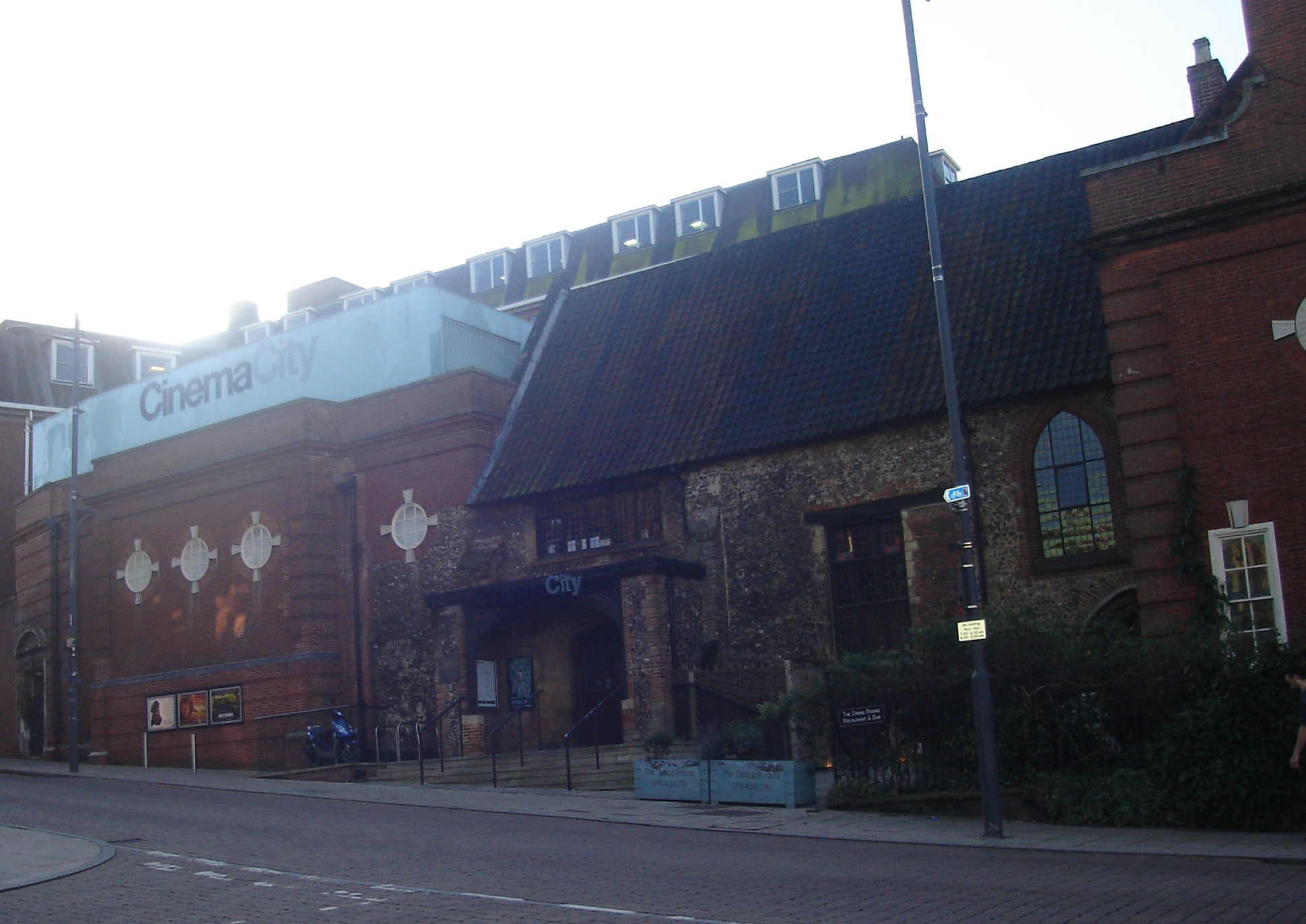 Cinema arts bay city
