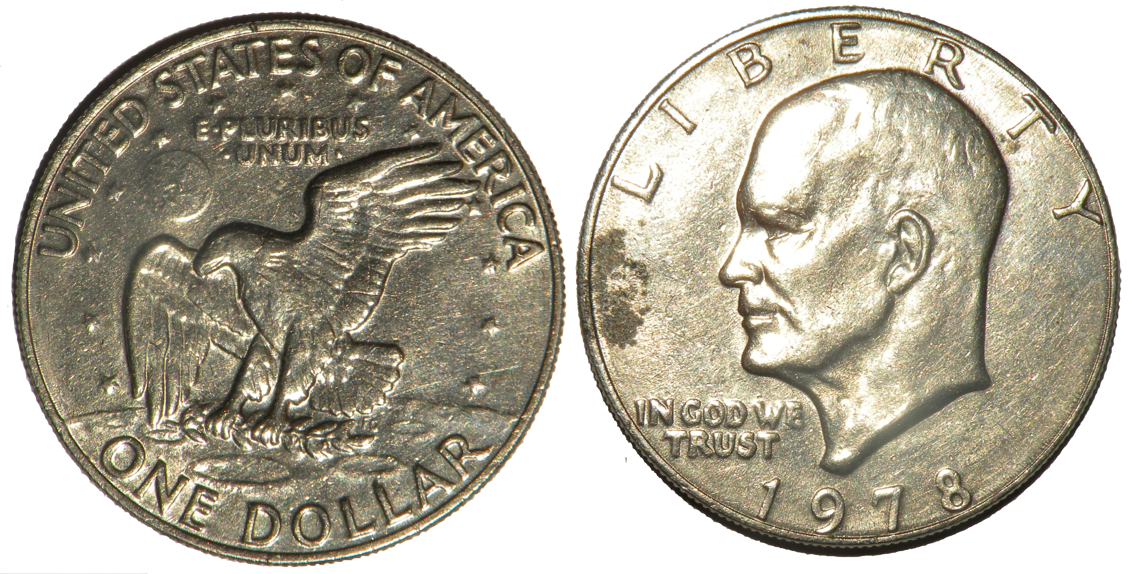 File Coin One Dollar Usa Png Wikimedia Commons