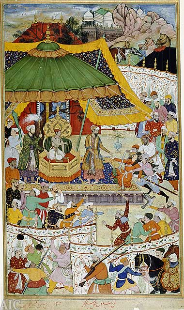 Akbar The Great Empire
