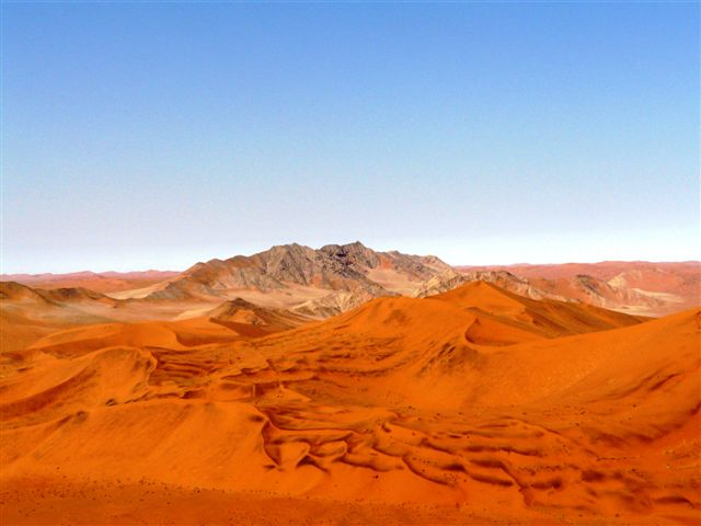 Big Daddy dune namibia