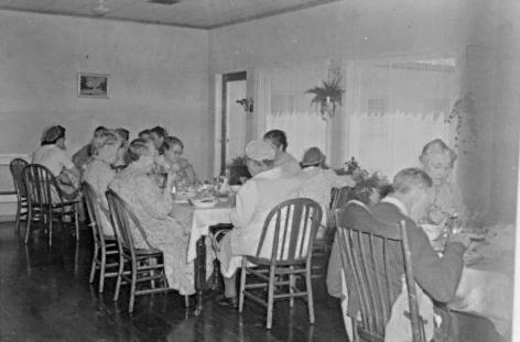 Mennonite Dining Room Sidebard