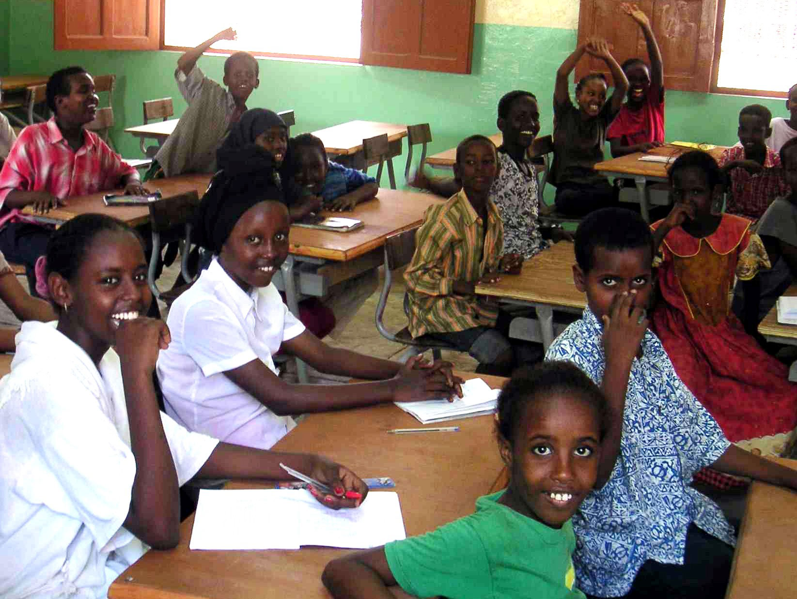 Education in Djibouti - Wikipedia
