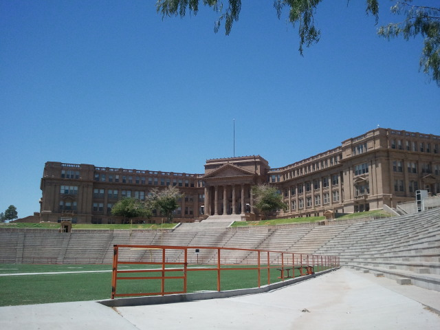 El Paso High School Wikipedia