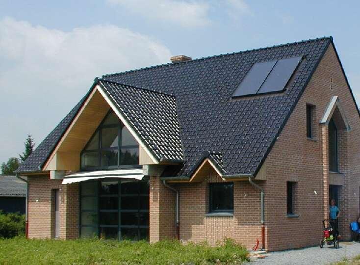 Alternative Roof House Designs
