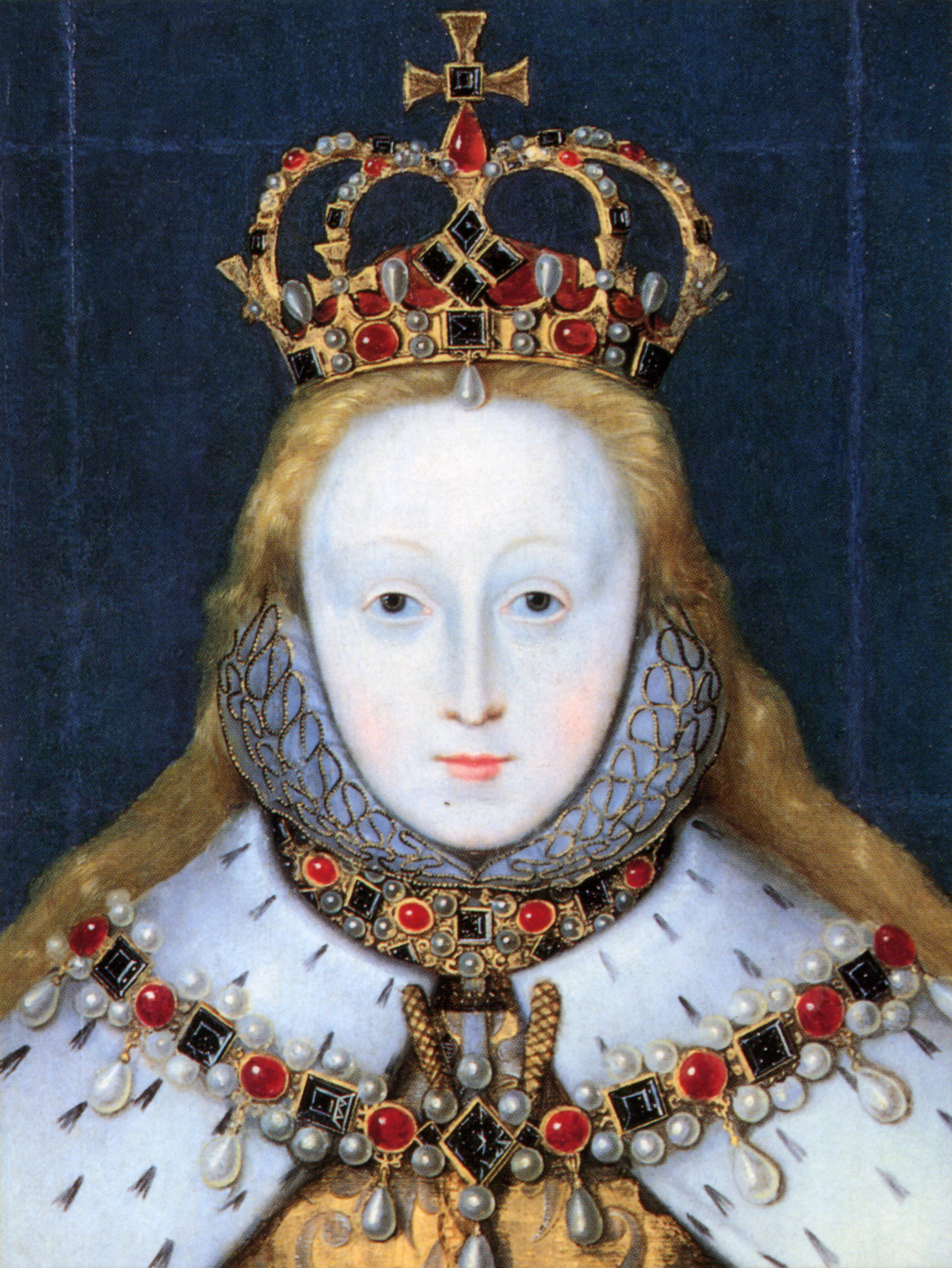 an overview of the life and work of elizabeth i the queen of england