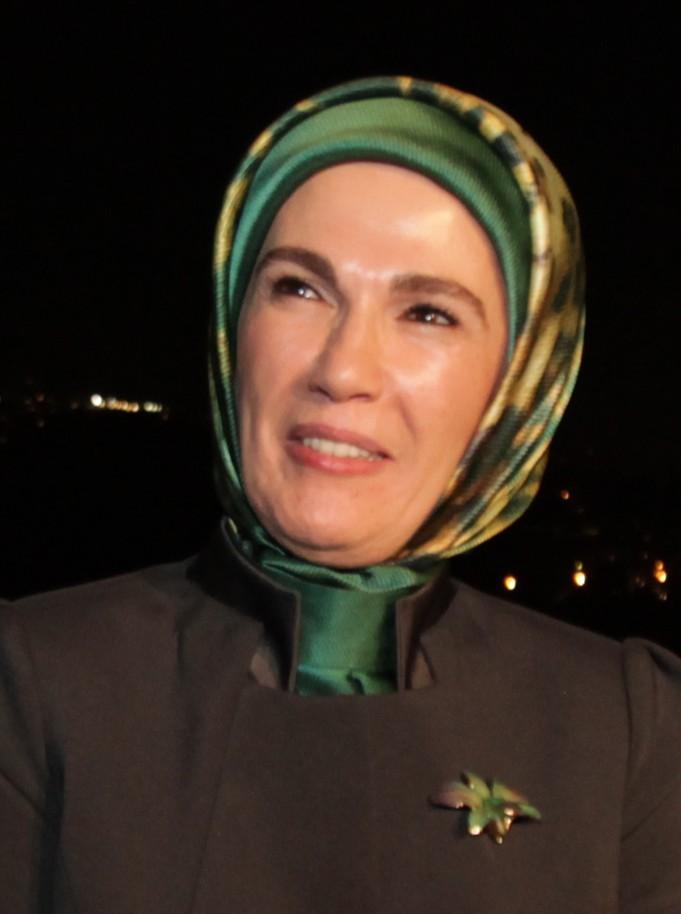 emine erdoan - Erdogan Lebenslauf