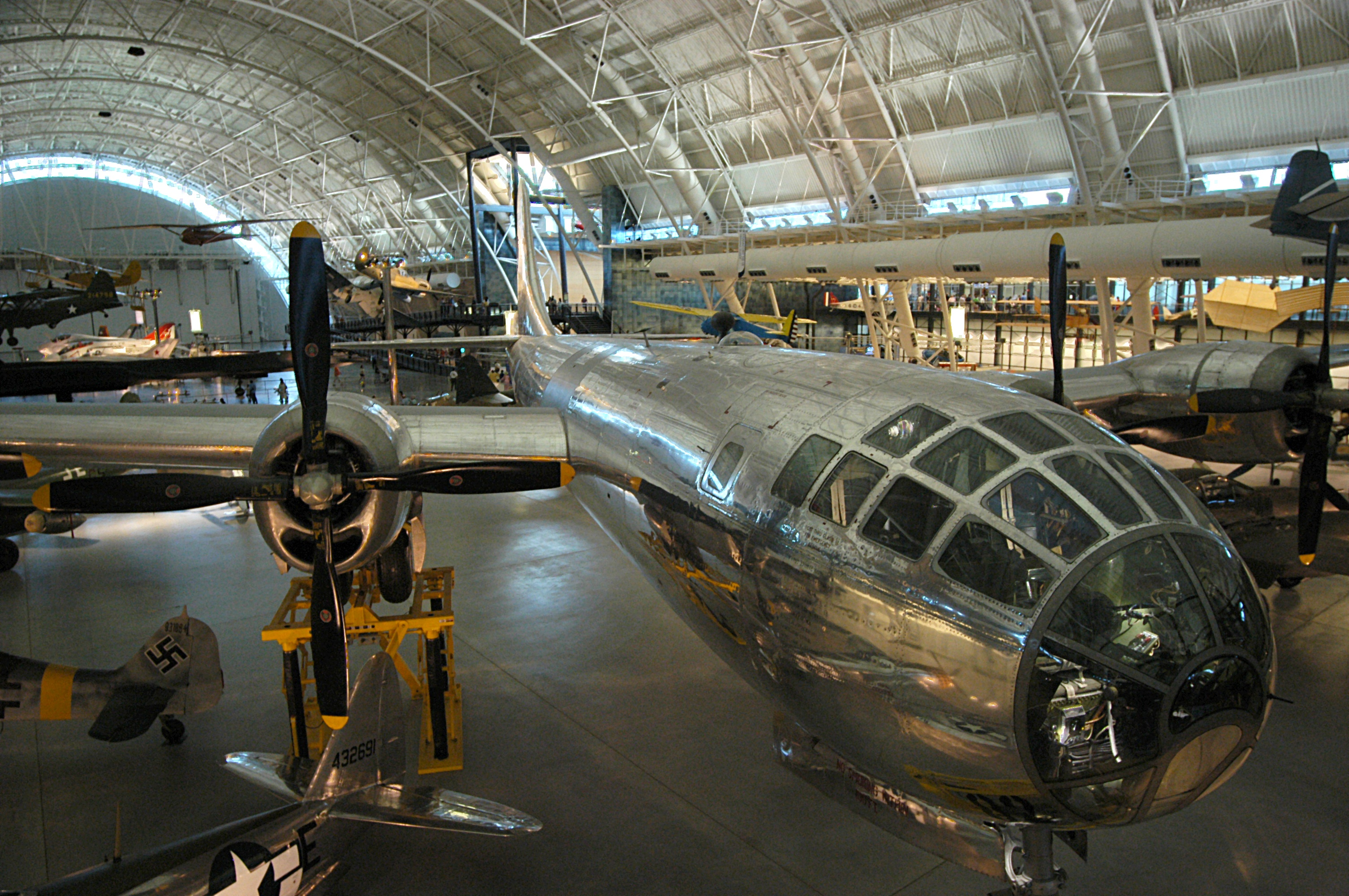 Enola Gay Airplane 112