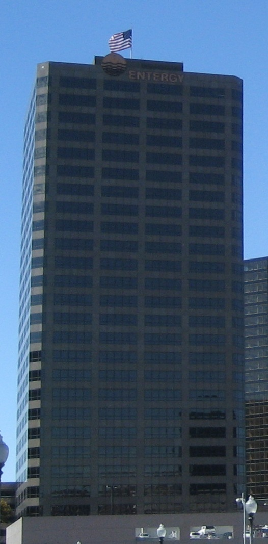 Entergy Tower Wikipedia
