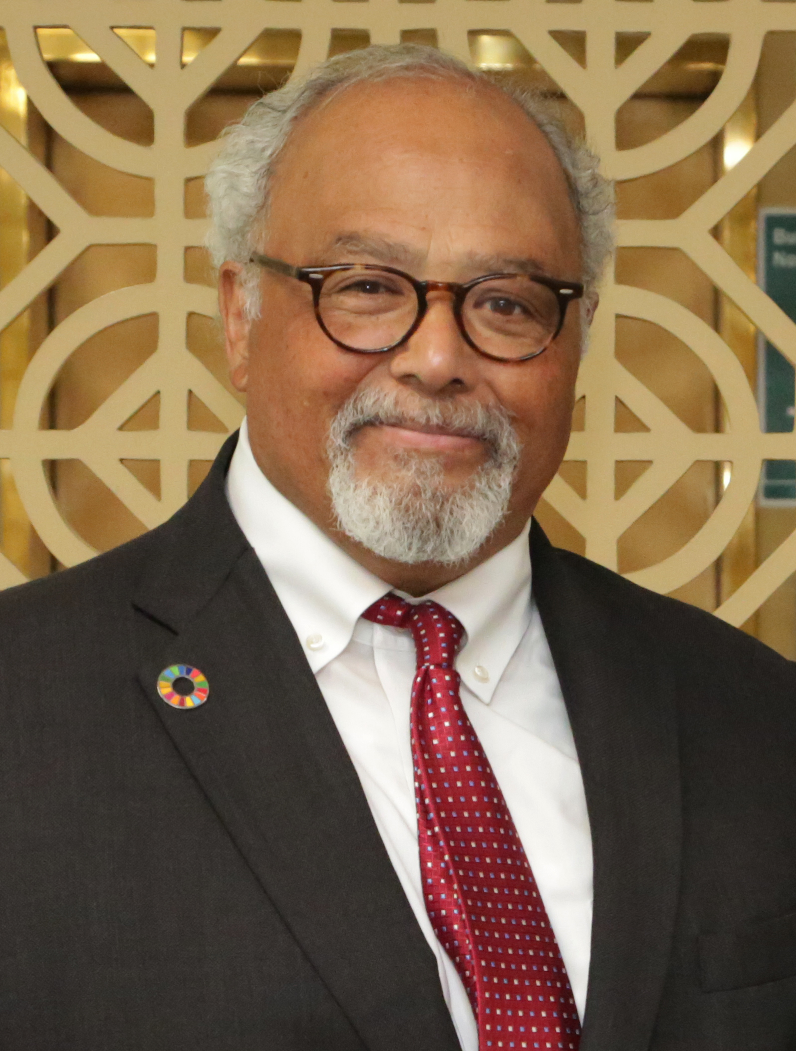Goosby in 2017