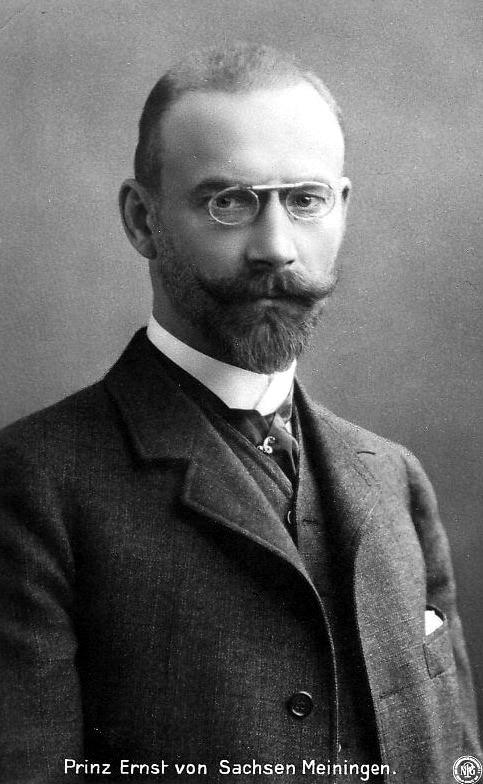Ernst, Prince of Saxe-Meiningen