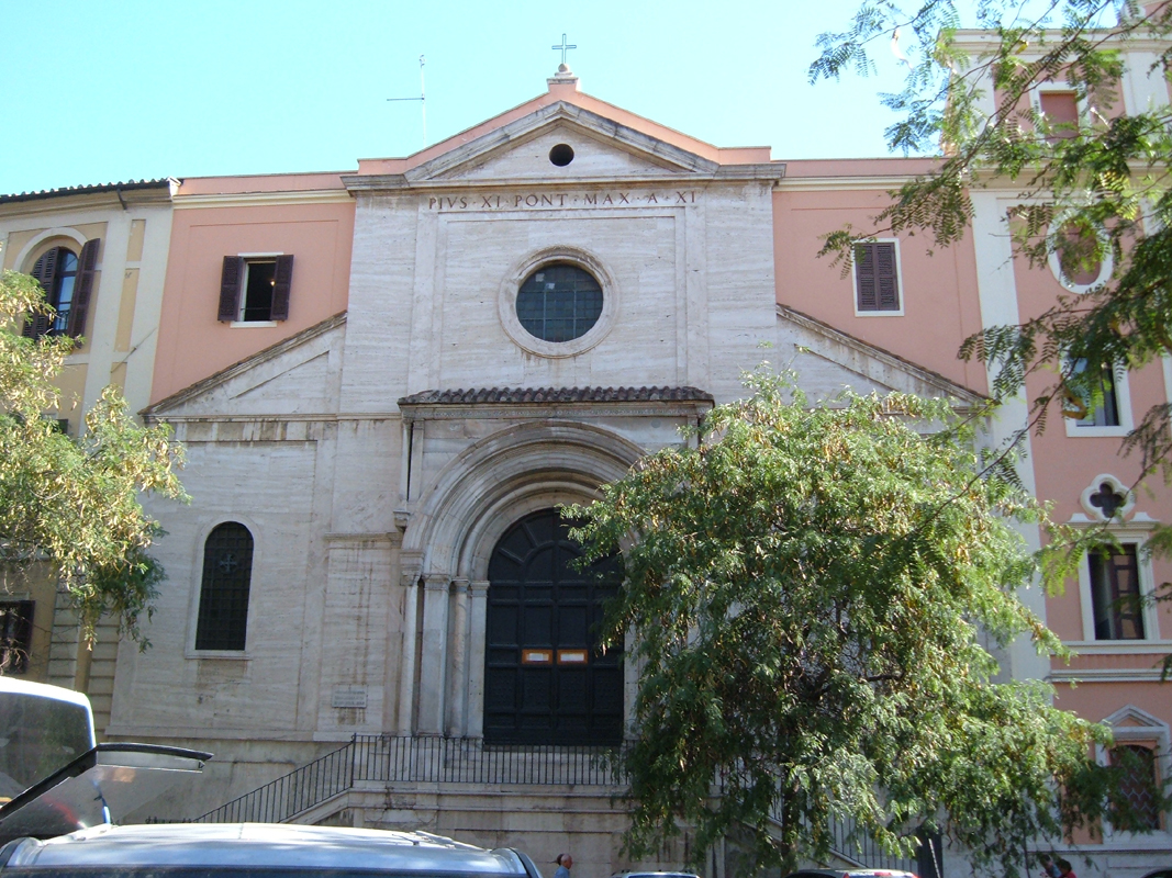 Chiesa di sant 39 antonio abate all 39 esquilino wikipedia for Arredo bimbo sant antonio abate