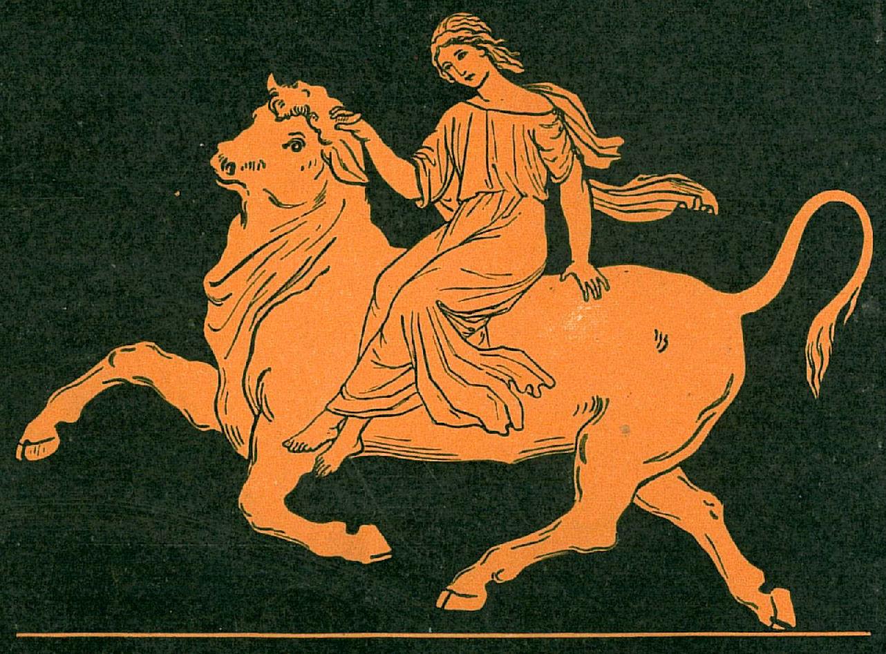 Ευρώπη (μυθολογία) - Βικιπαίδεια