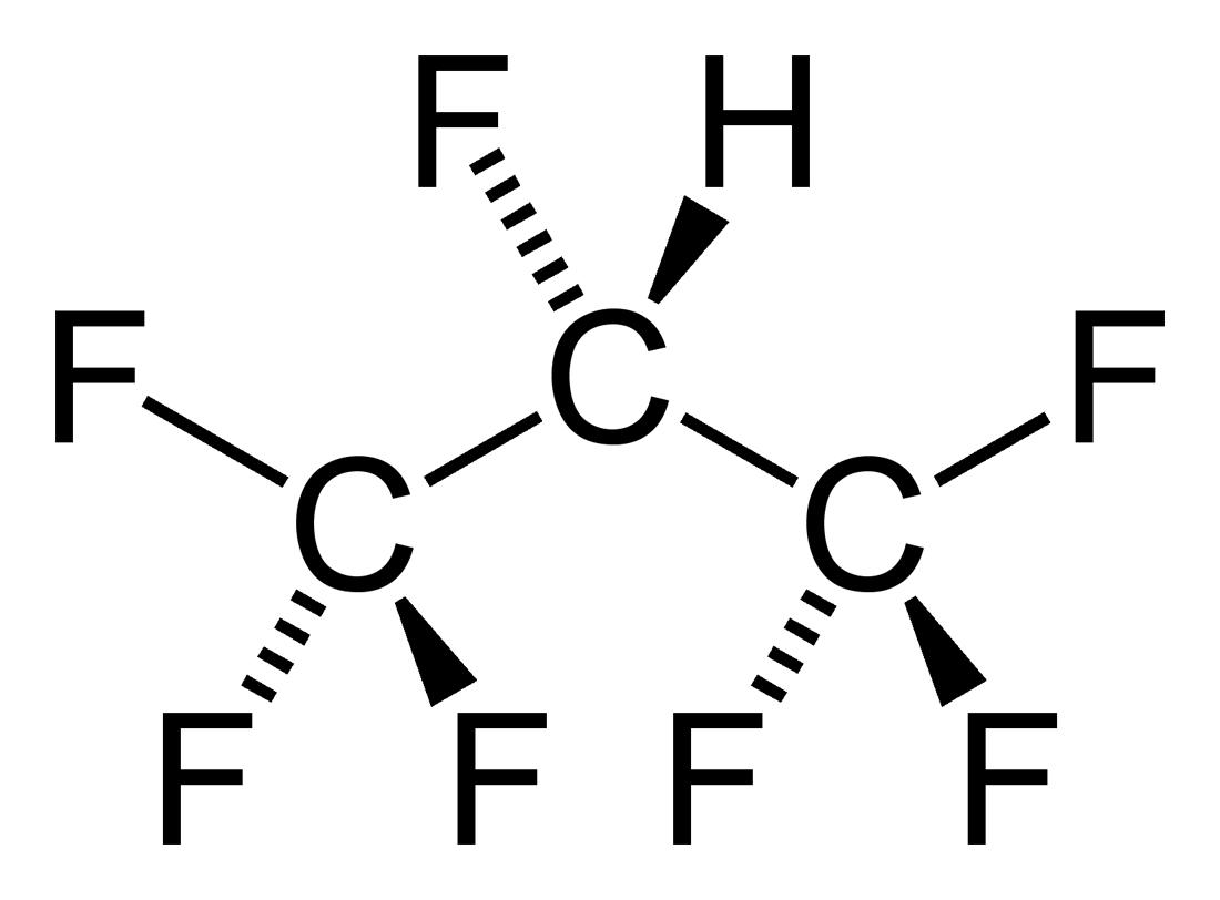 1 1 1 2 3 3 3-heptafluoropropane